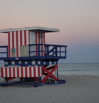 Ein Traum in Pastell – Miami South Beach