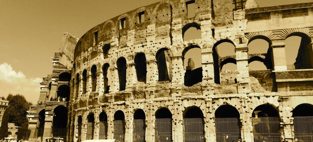 Rom – ewig und drei Tage