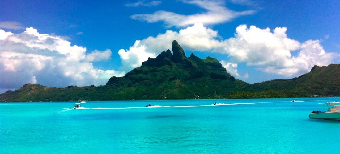 Französisch Polynesien oder das schönste Ende der Welt
